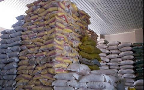 بلاتکلیفی 13 هزار تن برنج در گمرک
