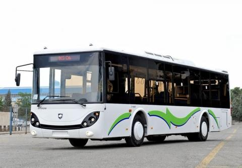 اتوبوس ایران خودرو پنج ستاره می شود