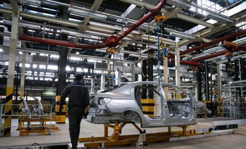 تولید زیان ده خودروسازی ایران