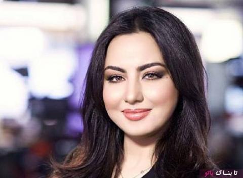 زیباترین مجری زن عرب+عکس