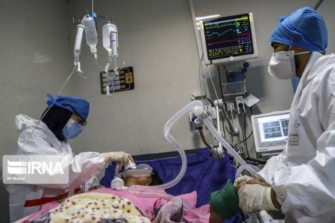 خطر چهار رقمی شدن مرگ های روزانه کرونایی در کشور