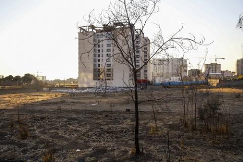 مجوز ساخت برج -باغها در تهران لغو شد