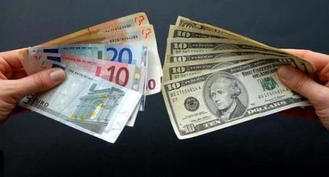 """""""یورو"""" رسما جایگزین """"دلار"""" شد"""