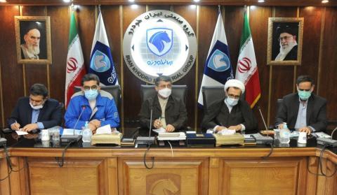 تعهدات معوق ایران خودرو در کف