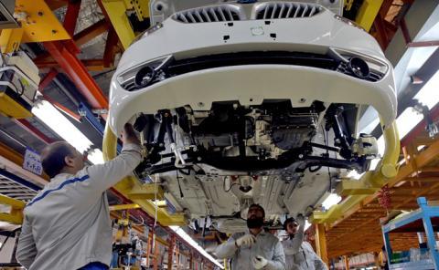 یوآن در خودروسازی ایران رکورد شکست