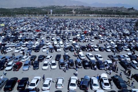 فاصله نجومی قیمت کارخانه و بازار خودروها