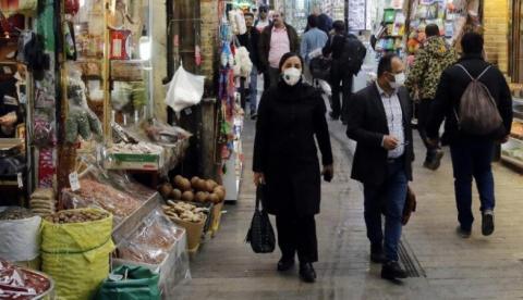 بازار تهران باز شد