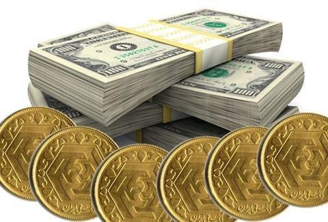 زیر و بم نوسانات طلا و ارز در هفته گذشته