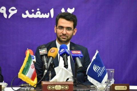 مشکل پیام رسان های داخلی از نظر وزیر ارتباطات