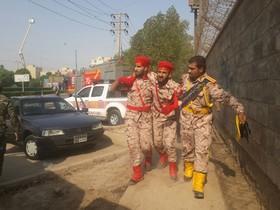 افزایش تعداد شهدای حمله تروریستی به رژه اهواز