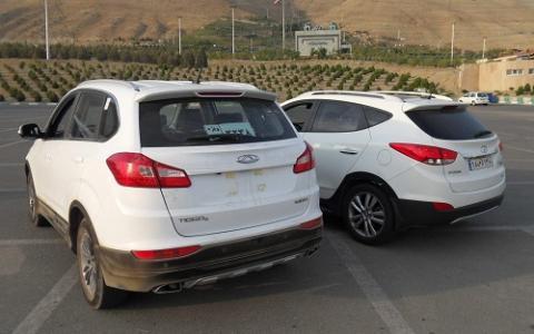 جنگ خودروهای شاسی بلند چینی در ایران