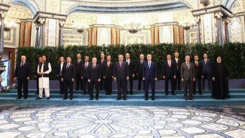 ایران عضو اصلی سازمان سازمان همکاری شانگهای شد