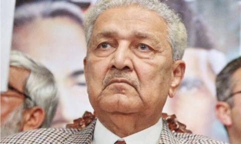 عبدالقدیر خان درگذشت