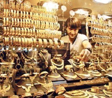بازار سنتی طلا و جواهر در رکود
