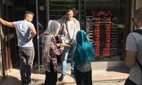 معضل گردشگران در بازار ارز ایران