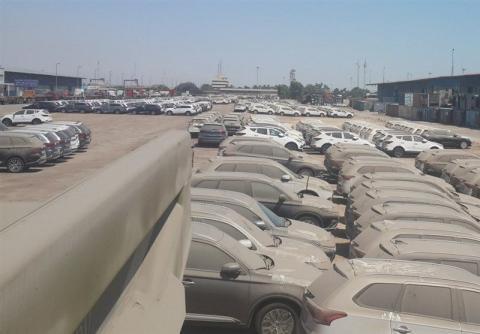 واکنش گمرک به خبر قاچاق ۶۴۸۱ خودروی وارداتی