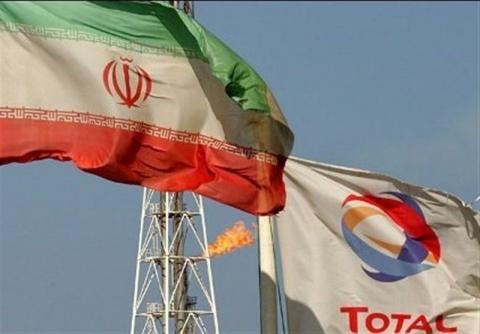 """دفاع تمام قد """"توتال"""" از ایران"""