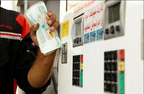 مصرف بنزین هر روز بیشتر از دیروز!