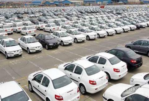 انبار خودروسازان خلوت شد