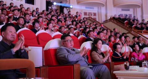 عمه بانفوذ رهبر کرهشمالی+عکس