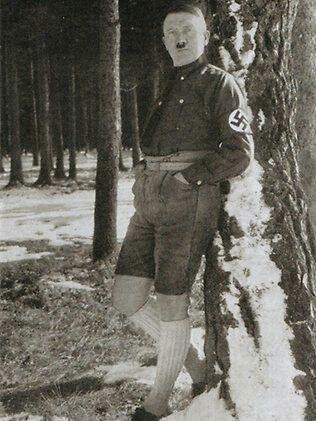 عکسی که هیتلر انتشارش را ممنوع کرده بود