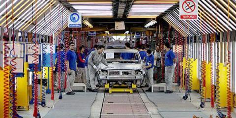 افزایش تولید خودروسازان داخلی به جز یک شرکت