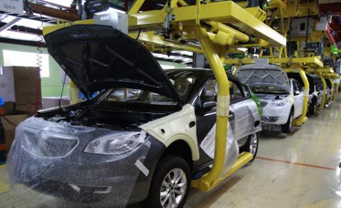 ایران پایگاه تولید خودروهای چینی می شود؟